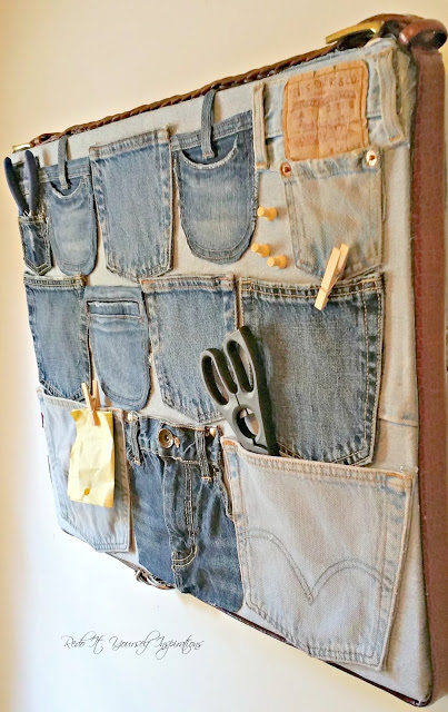 All Things Denim 19 Diy Inspirations For Denim Lovers