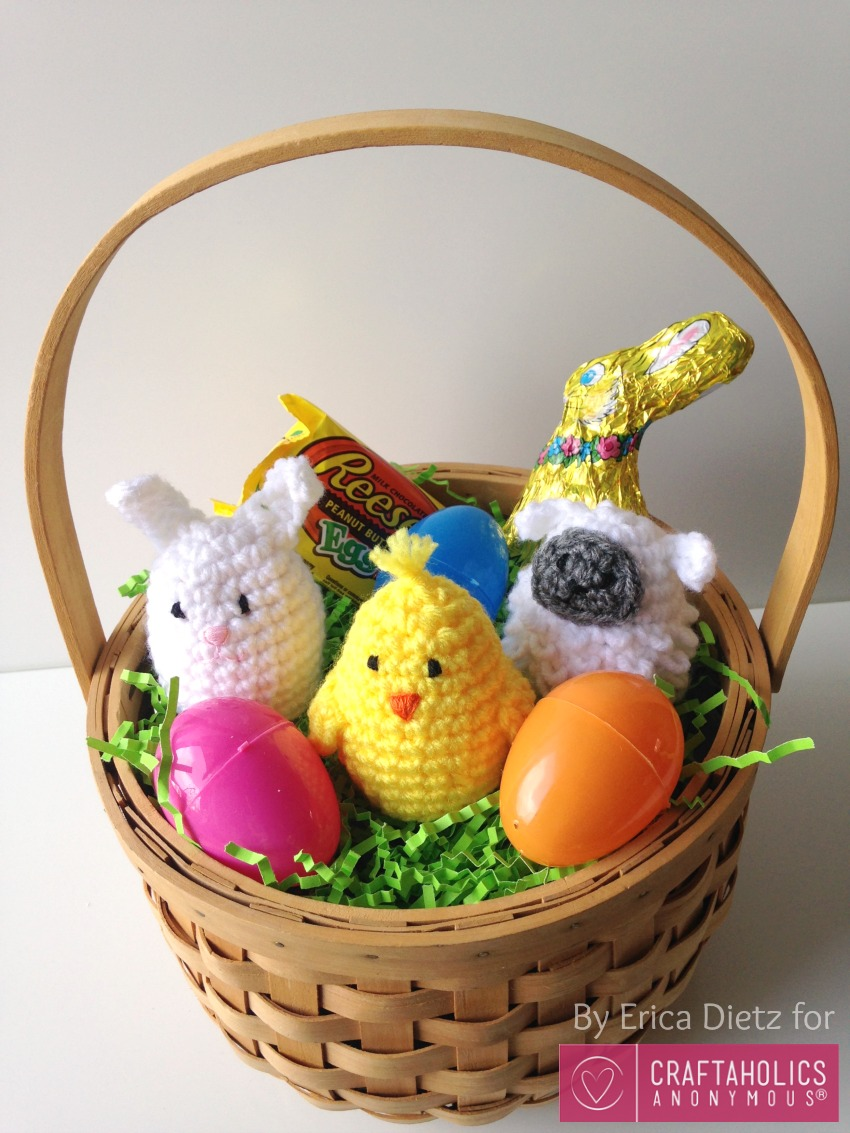 Easter Crochet Patterns For Beginners : 10 Easy Easter Crochet Patterns That Are Perfect For ...