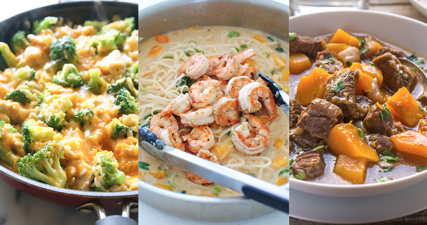 10 one pan dinners you can make tonight for What can i make for dinner tonight