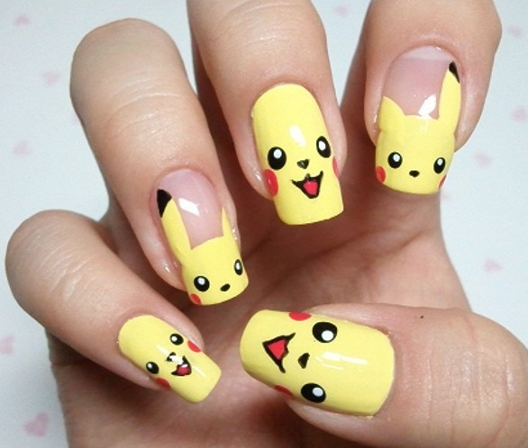 View Images Nail ... - Cute Nail Art With The Nail Polish ~ Best Ideas About Cute Nail