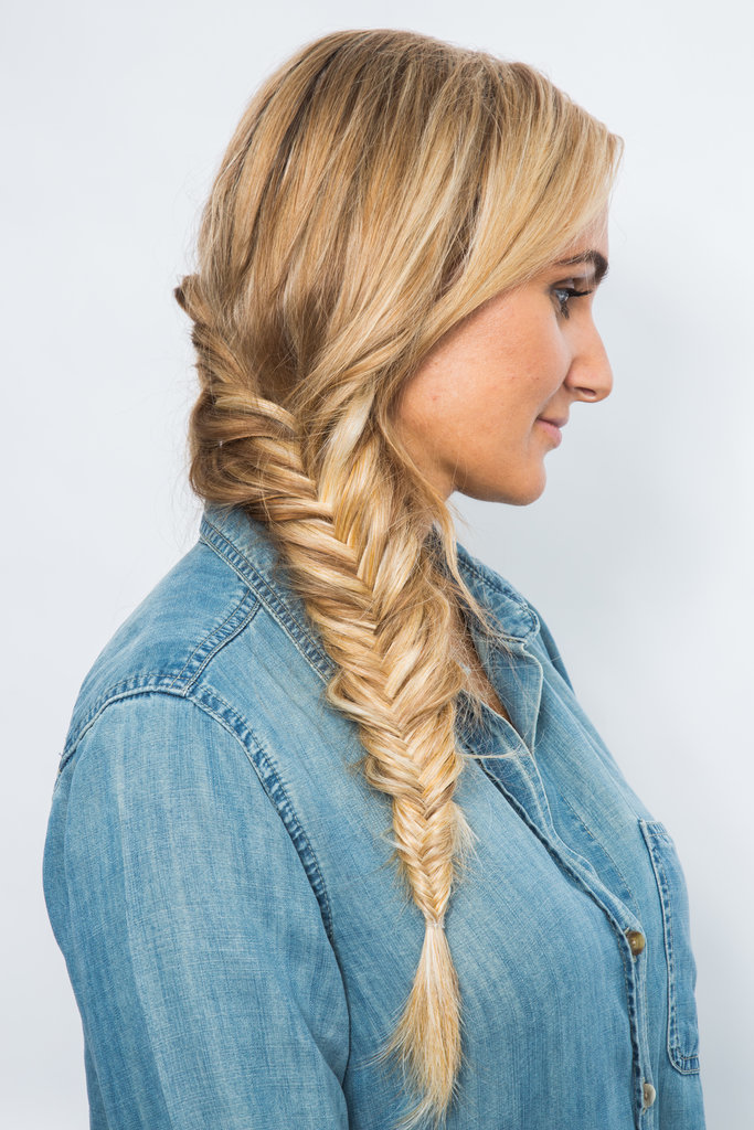 12 braids you need to learn how to do thethings for Fish tails braid