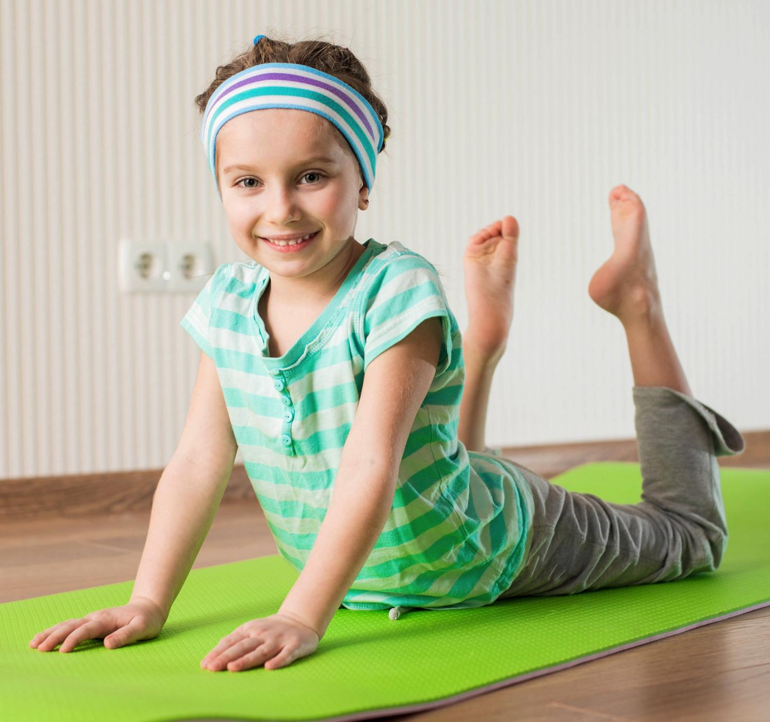 11 Reasons Why You Should Be Doing Yoga With Your Kid