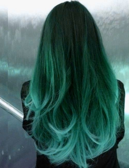 15 Of The Most Breathtakingly Beautiful Quot Mermaid Quot Hair