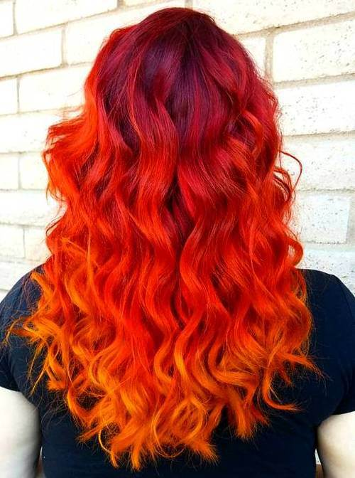 15 of the most breathtakingly beautiful mermaid hair colors thethings. Black Bedroom Furniture Sets. Home Design Ideas