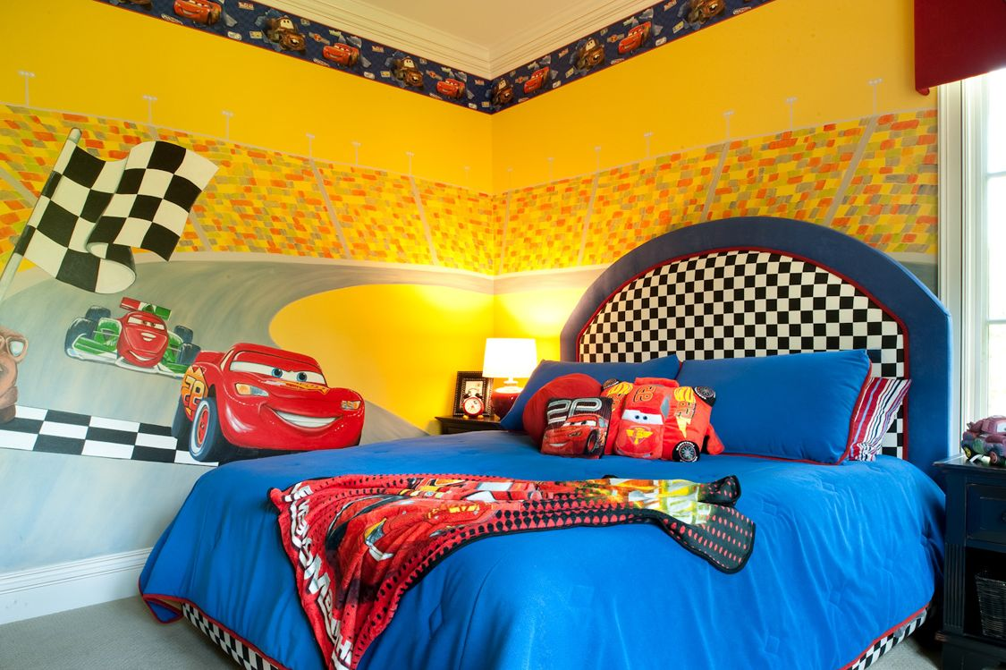 15 Disney Inspired Rooms That Will Make You Want To Redo