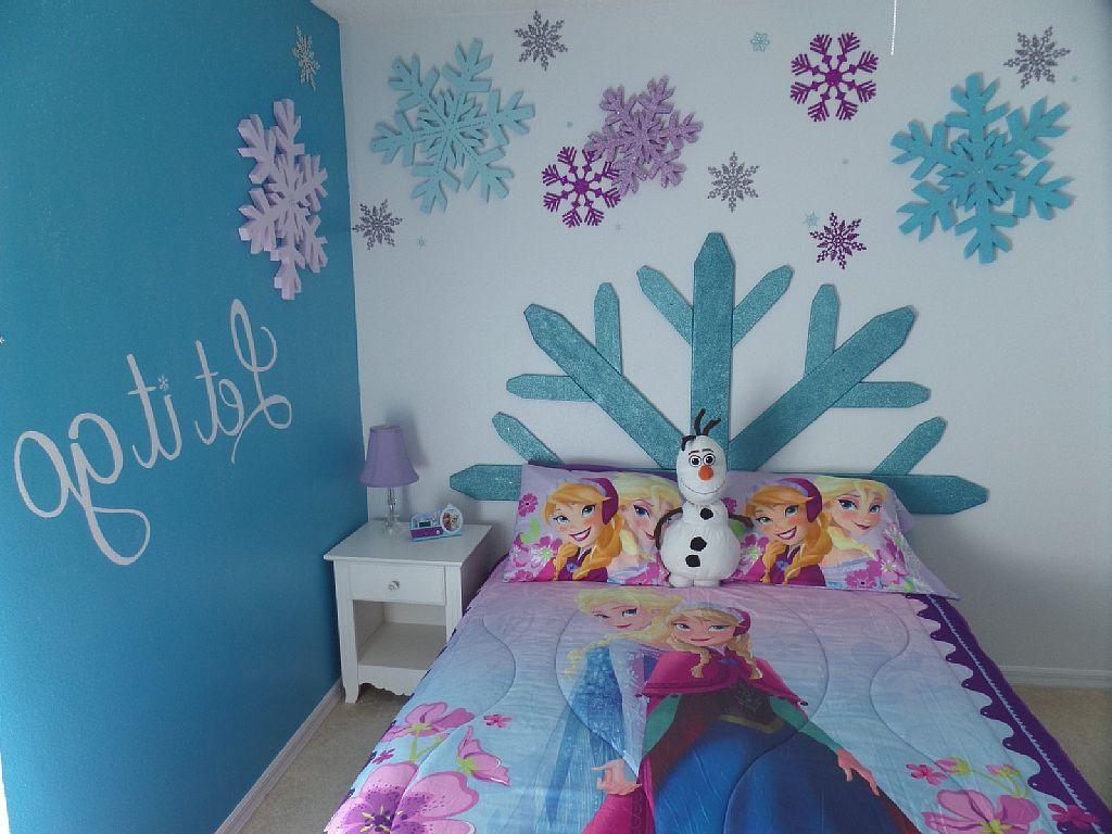 #20 Frozen Ideas: Frozen Party, Bedroom Decor Ideas and ...  |Frozen Themed Room