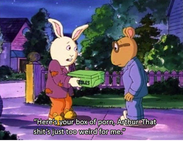 20 Hilariously Inappropriate Arthur Memes - TheThings