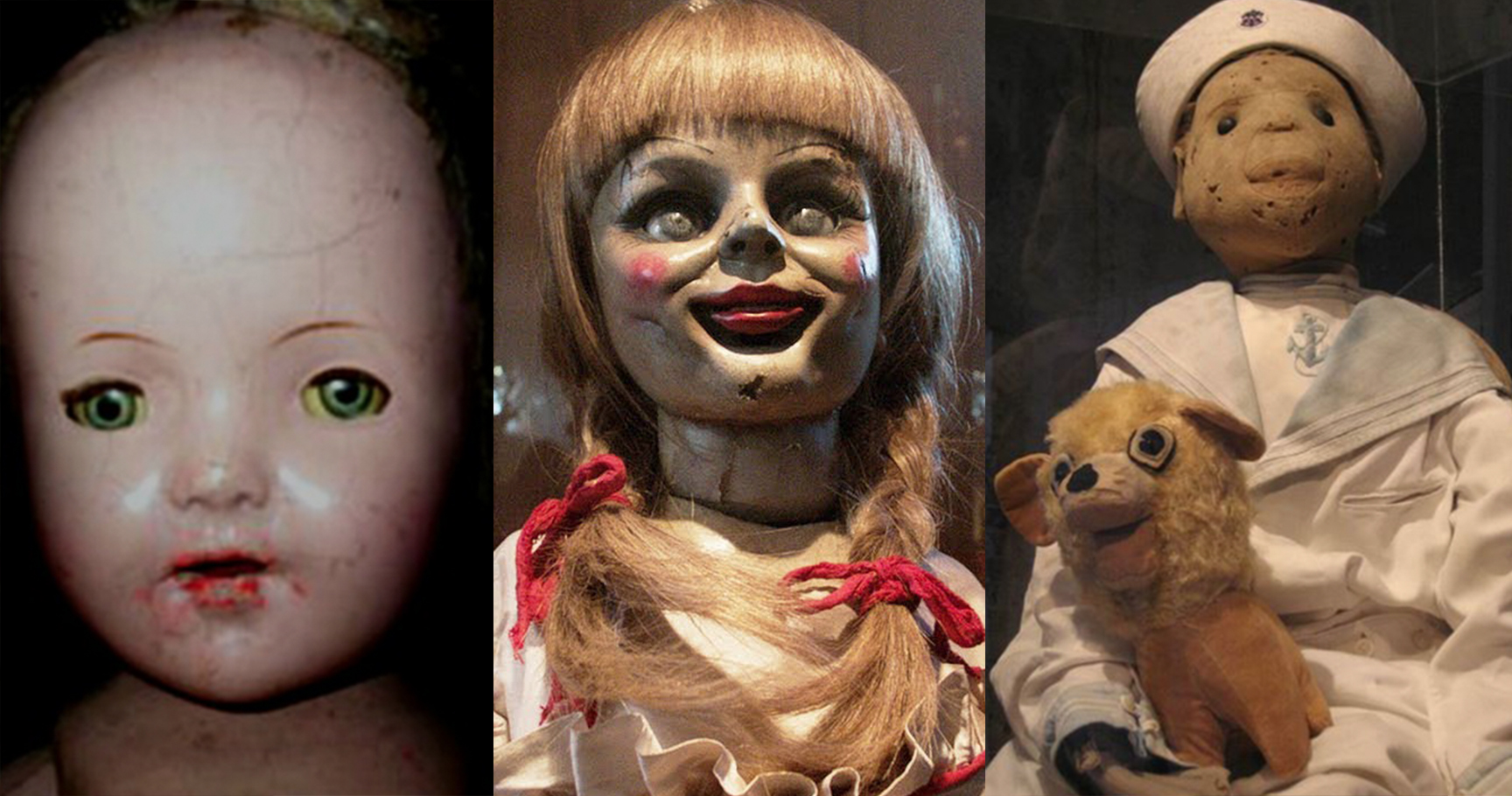 15 Haunted Dolls That Are Creepy Af Thethings