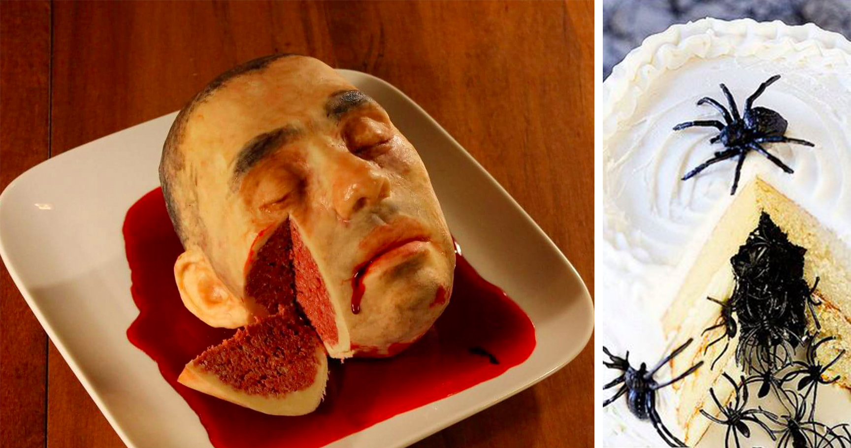 15 halloween recipes that will creep out your guests for Halloween desserts recipes with pictures