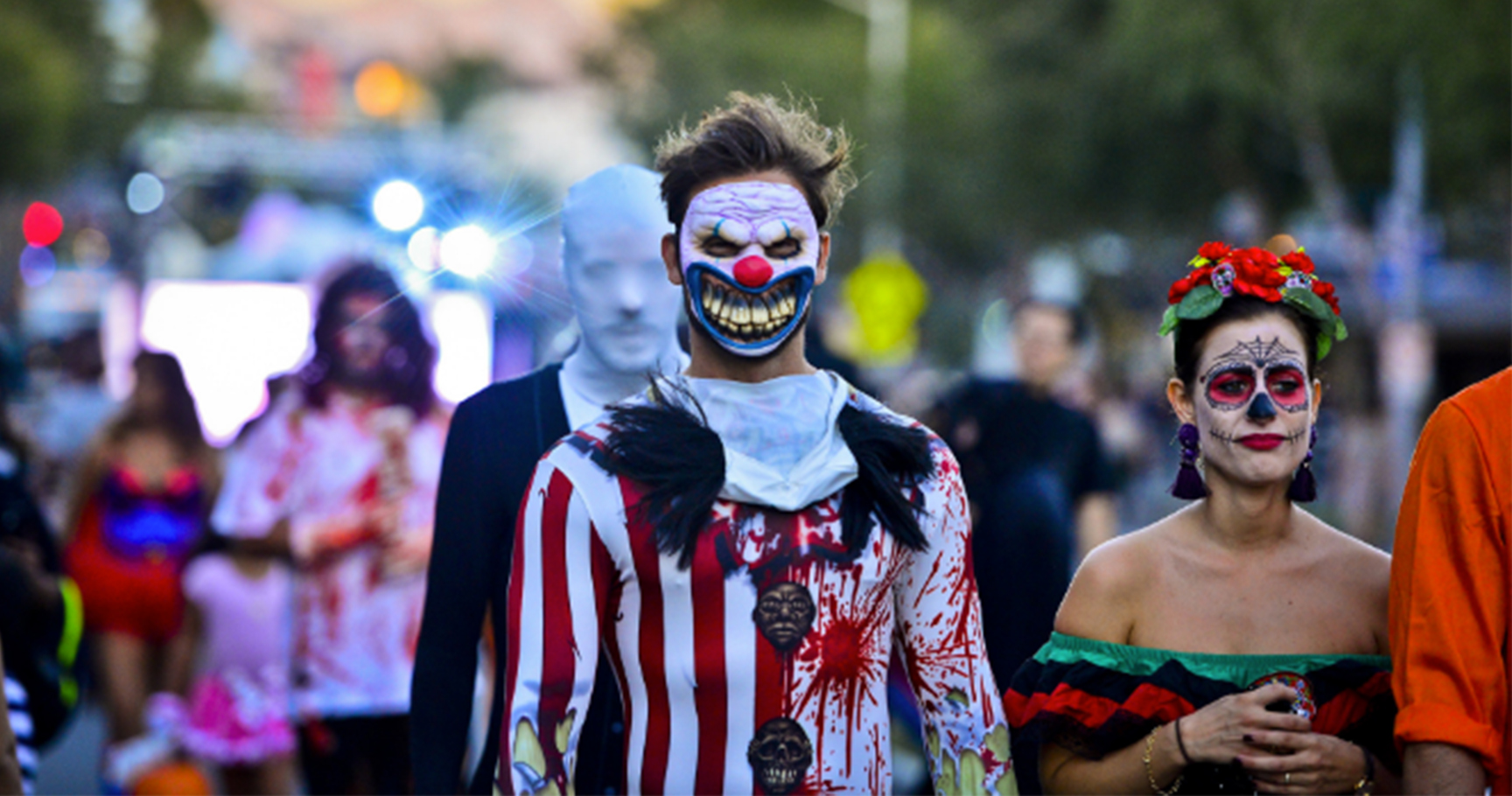 Of The Most Iconic Halloween Street Parties In The World