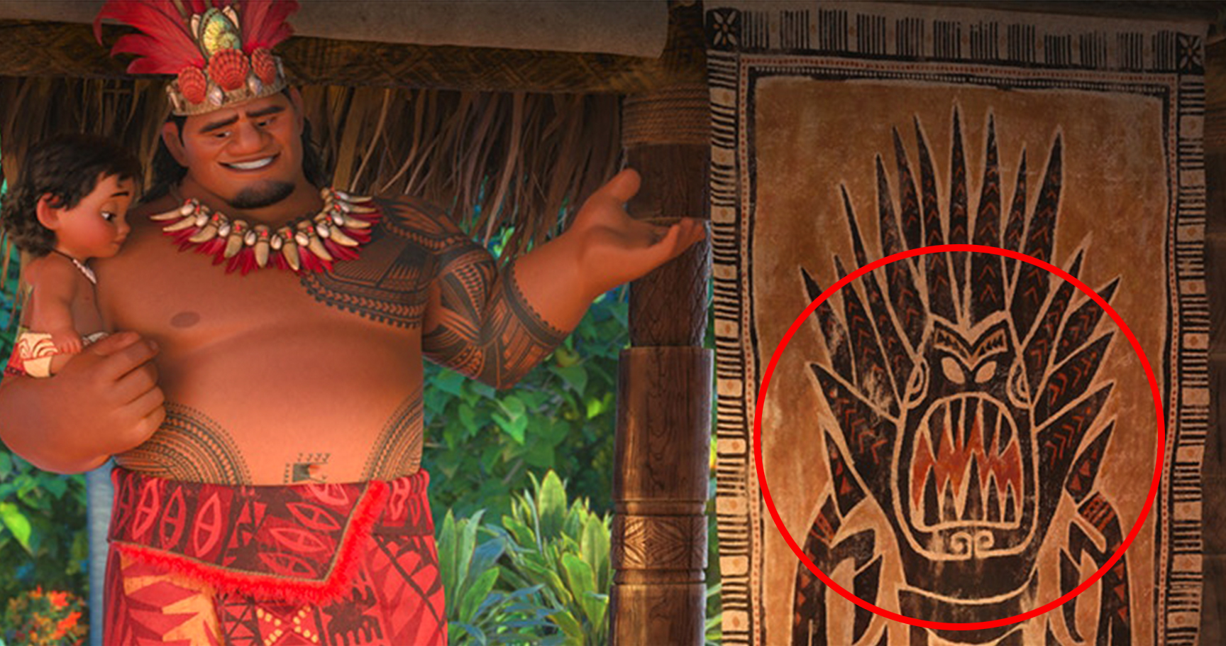 15 Easter Eggs In Moana That Will Blow Anyone S Mind