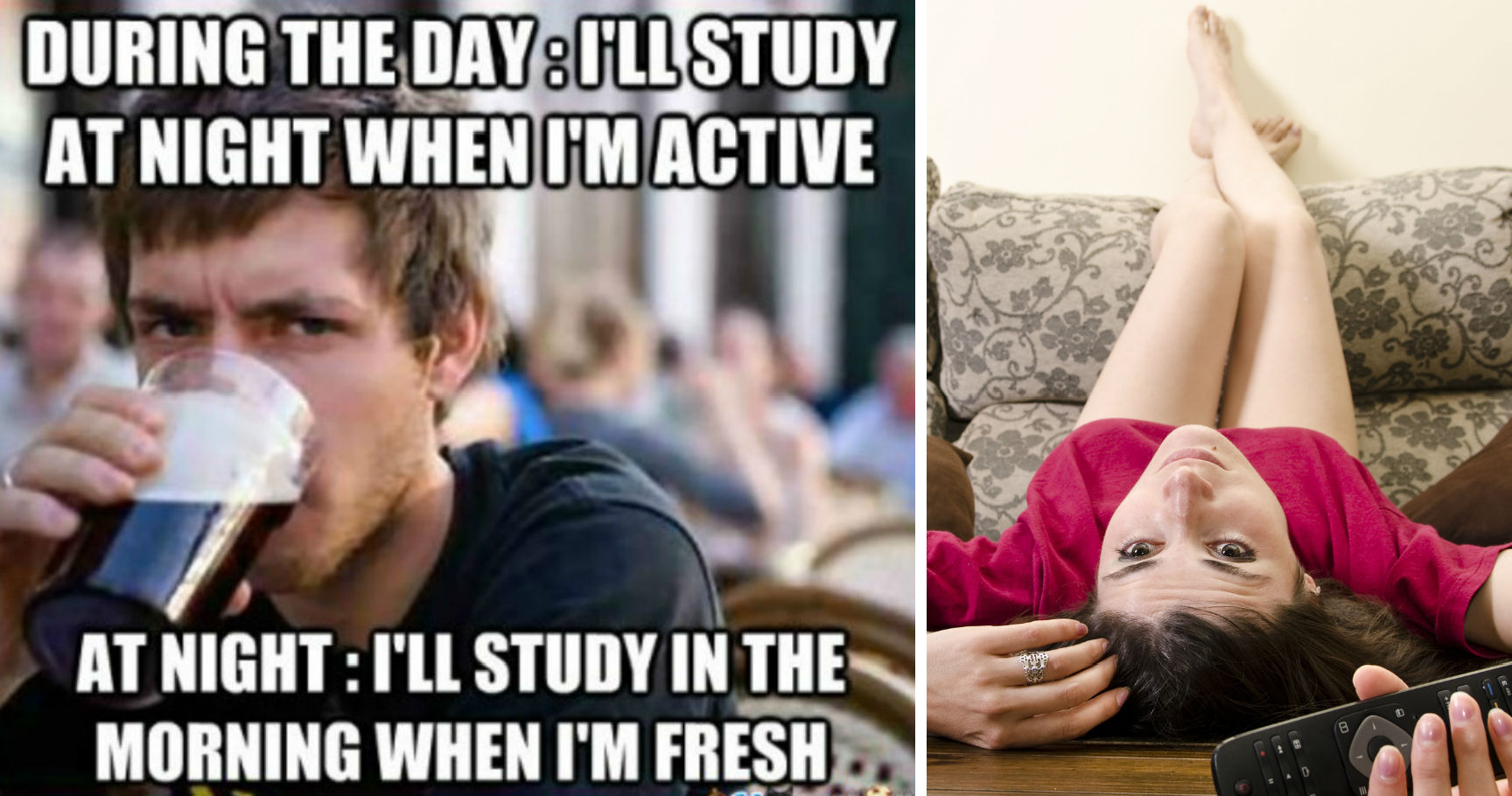 cover 13 15 hilarious memes that will make procrastination lovers say \