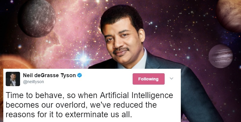 the life and works of neil de grasse tyson Astrophysicist neil degrasse tyson says people need to embrace imbalance in their neil degrasse tyson thinks work-life balance is is work-life balance.