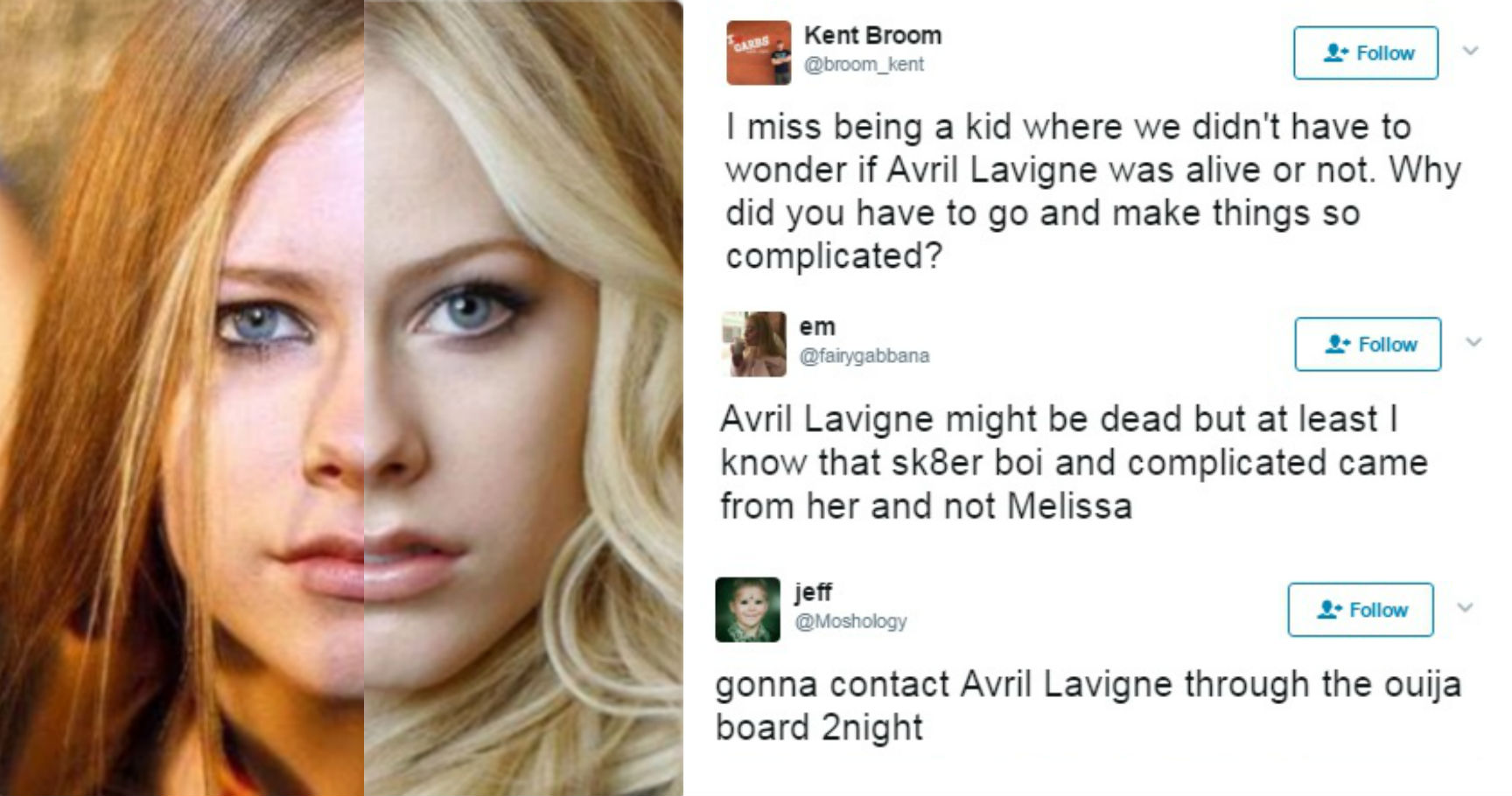 Avril lavigne lookalike from 77camnet - 4 5