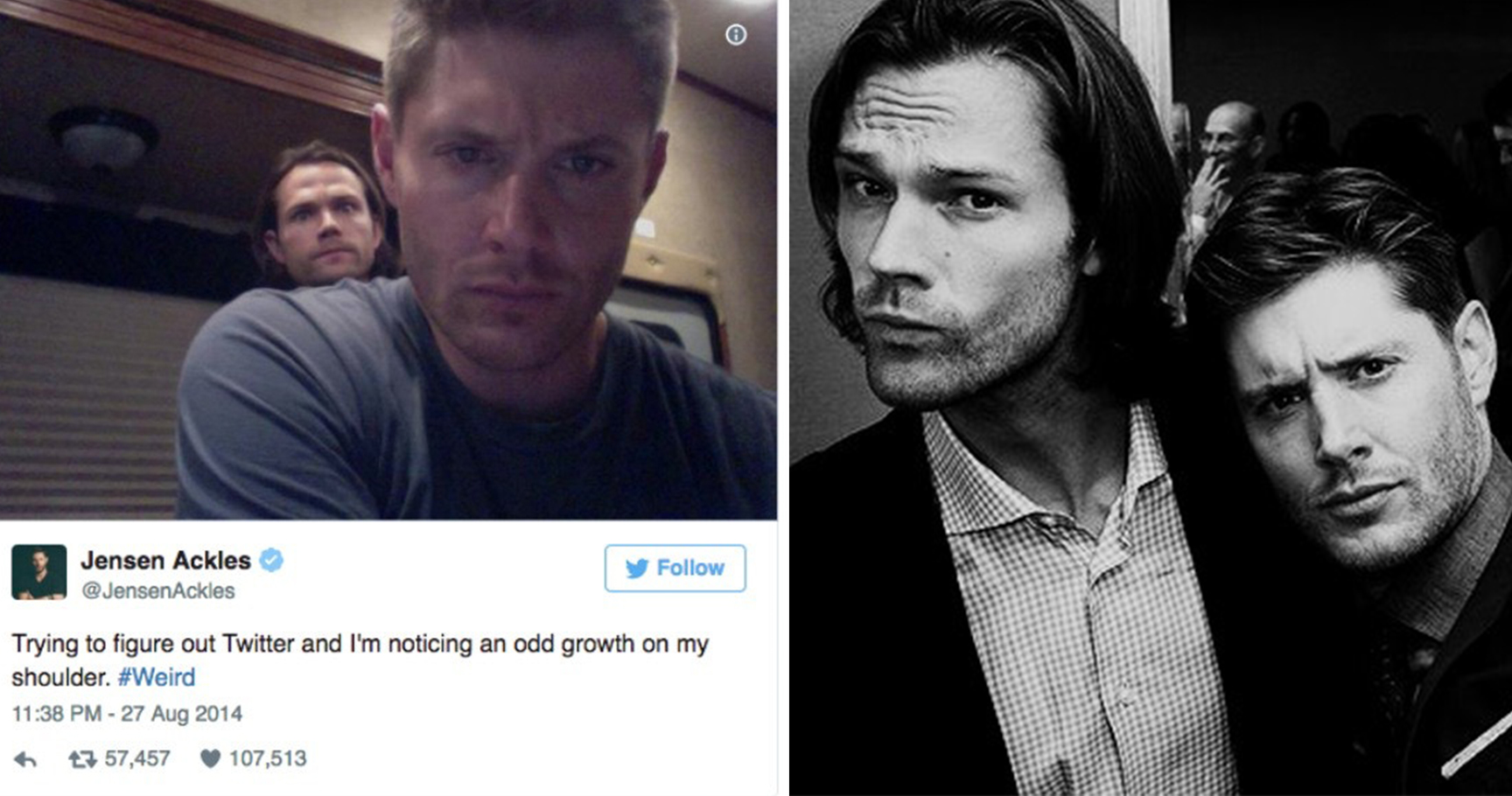 Jensen Ackles and Jared Padaleckis Friendship in Real