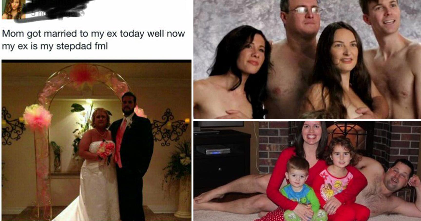 Full family incest