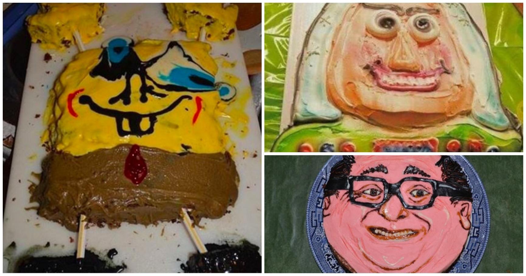People Who Do Birthday Cakes
