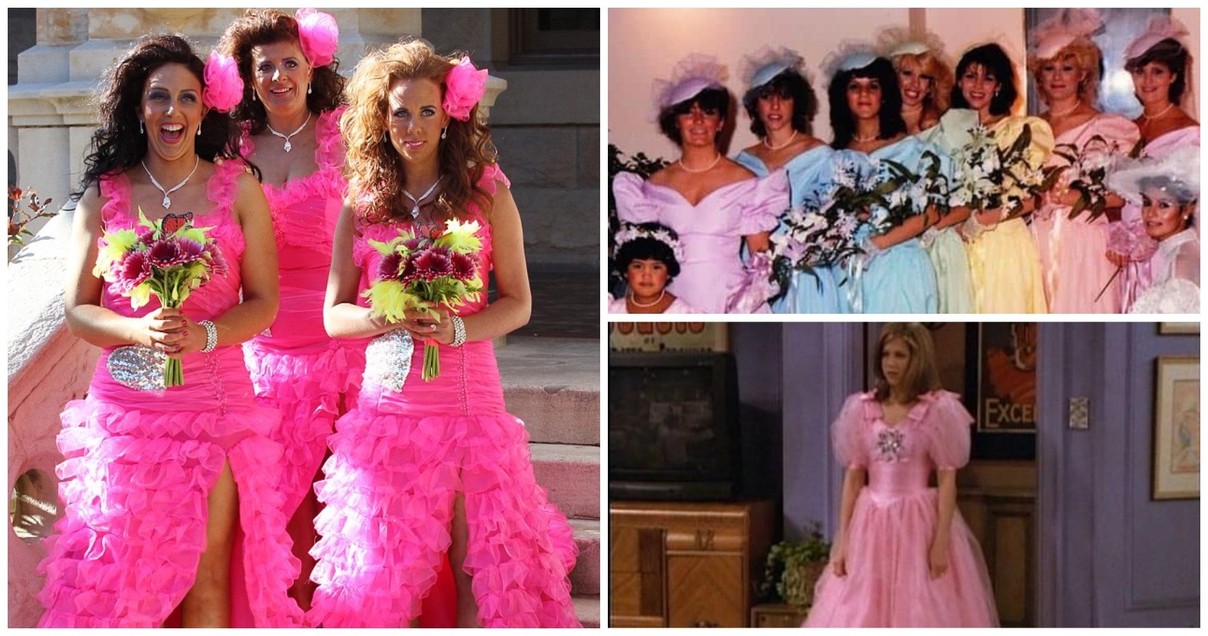 Horrendous bridesmaid dresses so awful theyll have you rethinking horrendous bridesmaid dresses so awful theyll have you rethinking marriage ombrellifo Images